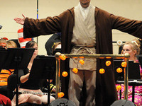 Event image for Wind Ensemble Halloween Concert