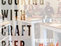 Brewvana's Cooking with Craft Beer Tour