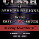 Africa's Legacy Presents Clash of the African Regions