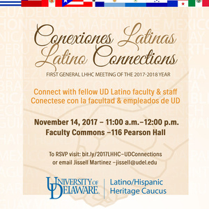 Conexiones Latinas/ Latino Connections