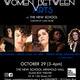 Women Between Arts | Arielle Rosales / Mikhal & Ella Joy Meir / Vernice Miller, Winsome Brown (with Osei Kweku)