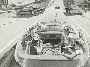 Science on Tap - The History and Future of Automated Driving