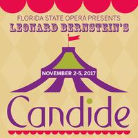 FSU Opera presents: Leonard Bernstein's CANDIDE (Ticketed)
