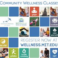 Community Wellness Classes Registration Open!!!!