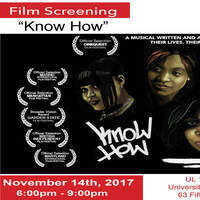 "Movie Screening - ""Know How"""
