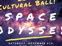 2017 OASIS Cultural Ball: A Space Odyssey!