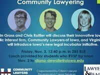 Lawyers & Leaders: A New Model for Law Practice - Community Lawyering