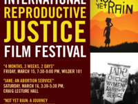 International Reproductive Justice Film Festival