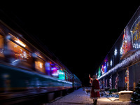 The Train to Christmas Town - Mount Hood Railroad