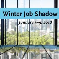 Winter Job Shadow Program