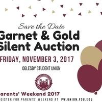 Garnet & Gold Silent Auction