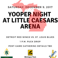 Yooper Night at Little Caesars Arena