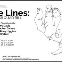 Fine Lines: A DII Quad Bill