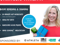 Strategic Vitality Book Launch Party