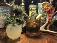 Thomas & Sons Distillery Winter Cocktail Release Party