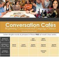 Conversation Café - German