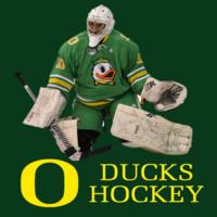Ducks Hockey VS Washington