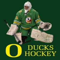 Ducks Hockey VS Eastern Washington