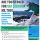 Ski Research Testing Participants Needed