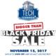 Tech Corner 'Bigger than Black Friday' Apple Sale