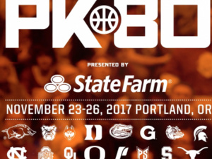 PK80: Phil Knight Invitational college basketball tournament