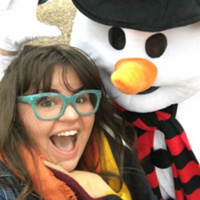 #SelfieWithASnowman: Come celebrate the launch of UofL's Online Winter Session