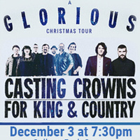 a glorious christmas tour featuring casting crowns for king country - For King And Country Christmas
