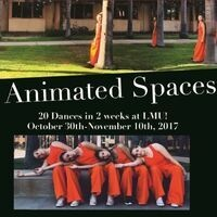 Animated Spaces: Site Specific Performance