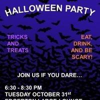 Edgerton Halloween Bash!