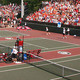 University of Georgia Women's Tennis at  LSU