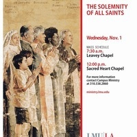 Solemnity of All Saints Masses