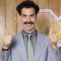 Borat - The Movie!