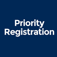 Priority Registration for Spring and Summer