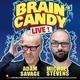 Brain Candy Live! Starring Adam Savage & Michael Stevens