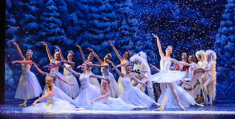 """Foothills Dance Conservatory Presents """"The Nutcracker"""