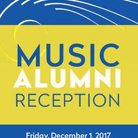 Annual Music Alumni Reception at NYSSMA