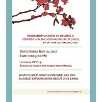 CHES Exam Workshop