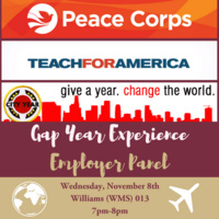 Gap Year Experience Employer Panel