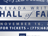 Nevada Writers Hall of Fame