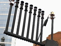 Chabad of Oregon Menorah Lighting
