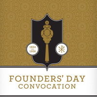 2018 Founders' Day Convocation
