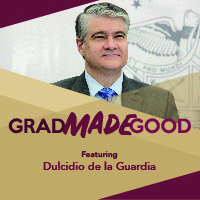 Grad Made Good Lecture Series featuring Dulcidio de la Guardia, Minister of Economy & Finance for the Republic of Panama