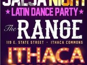 Salsa Night & Latin Dance: DJ, Lesson, Party and Social