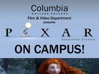 Pixar at Columbia