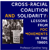 Cross-Racial Coalition and Solidarity: Lessons from POC movements in the 1960s
