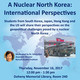 A Nuclear North Korea: International Perspectives