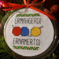 EAPS Ornament Contest (and Ice Cream Social)
