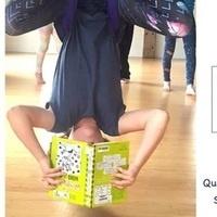 Kids' Aerial Yoga