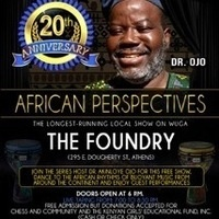 African Perspectives at 20: A Celebration