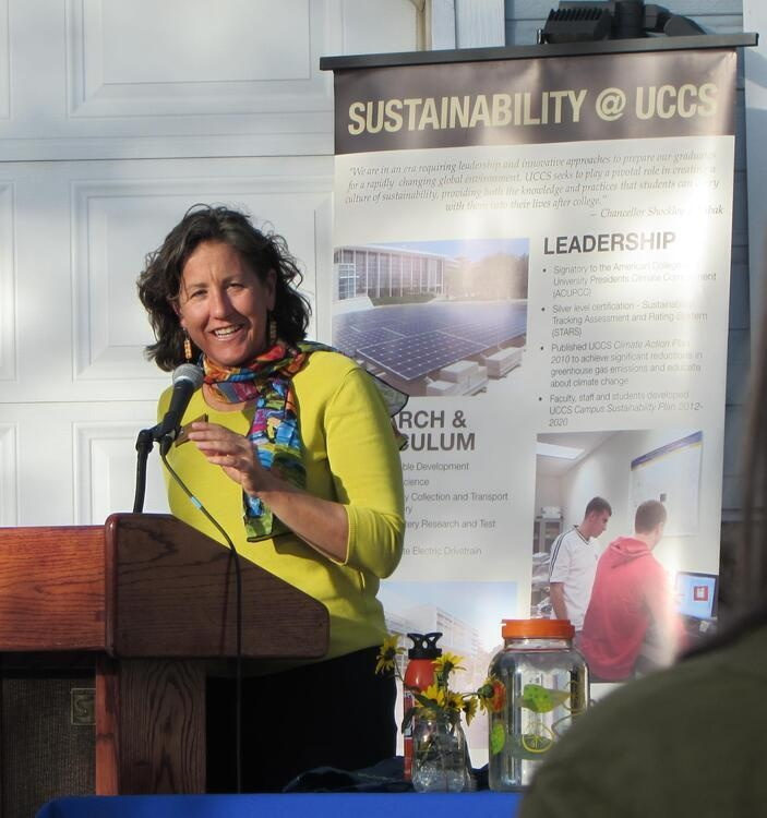 Sustainability Summit: Moving Forward Together